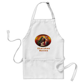 Cherokee Indian products Standard Apron