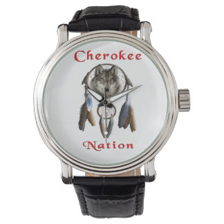 Cherokee Nation  clothing Watch