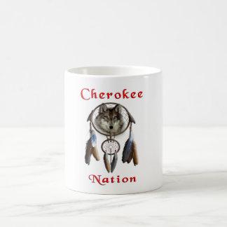 Cherokee Nation t-shirt Magic Mug