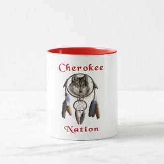 Cherokee Nation t-shirt Mug