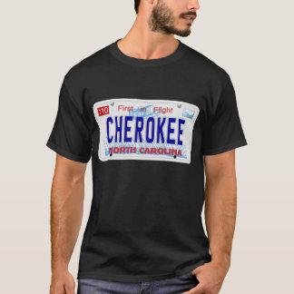 Cherokee - NC Plate T-Shirt