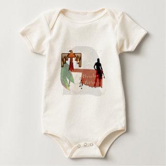 cherokee proud baby bodysuit