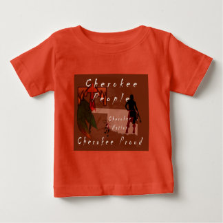 cherokee proud baby T-Shirt