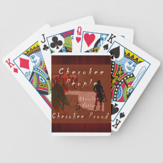 cherokee proud poker deck
