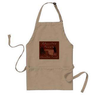 cherokee proud standard apron
