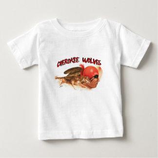 Cherokee Wolves Baby T-Shirt