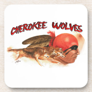 Cherokee Wolves Coaster