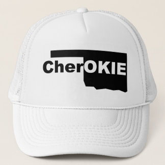 CherOkie Trucker Hat