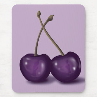 cherries 3 mouse pad