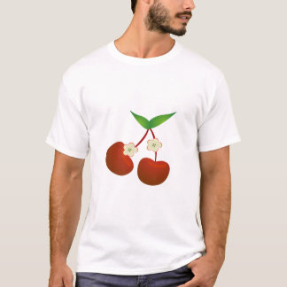 Cherries and Blossoms T-Shirt