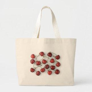 Cherries Tote Bags