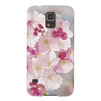 Cherries blossom/sakura/körsbärsblom case for galaxy s5