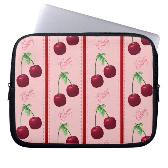 Cherries Electronics Bag