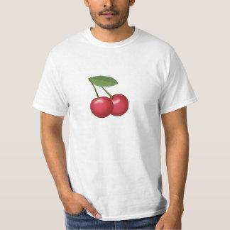 Cherries Emoji T-Shirt