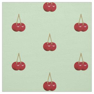 Cherries Fabric