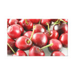 Cherries Gallery Wrapped Canvas
