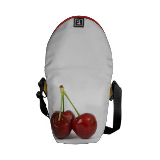 Cherries - Mini Rickshaw Messenger Bag