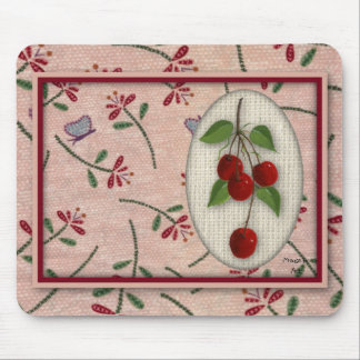 Cherries Mousepad