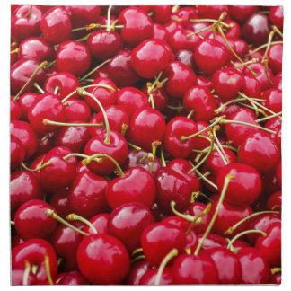 Cherries Napkin
