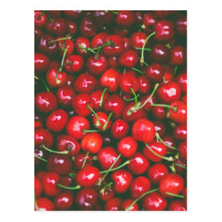 Cherries... Postcard