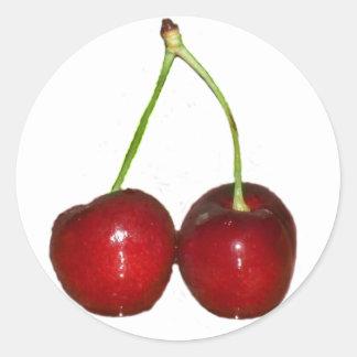 Cherries Sticker