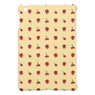 Cherries & Strawberries Pattern iPad Mini Cases