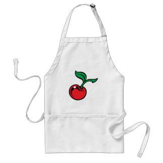 Cherry Adult Apron