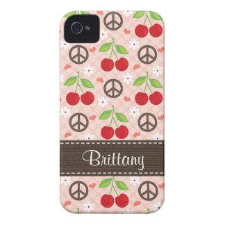 Cherry Blackberry Bold Case Cover
