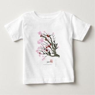 cherry blossom 11 Tony Fernandes Baby T-Shirt