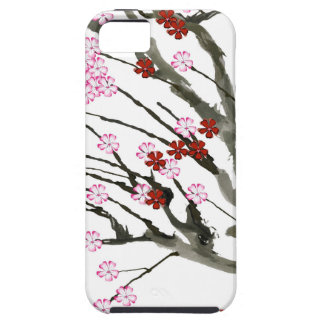 cherry blossom 11 Tony Fernandes iPhone 5 Cover