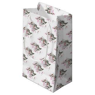 cherry blossom 11 Tony Fernandes Small Gift Bag