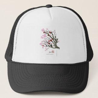 cherry blossom 11 Tony Fernandes Trucker Hat