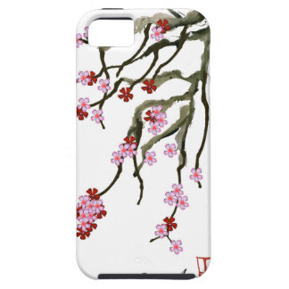 cherry blossom 12 Tony Fernandes iPhone 5 Case