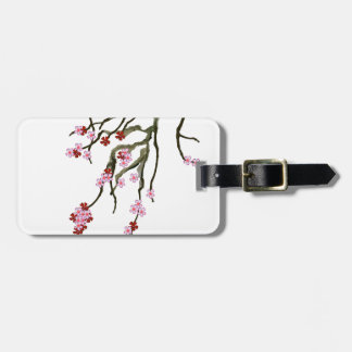 cherry blossom 12 Tony Fernandes Luggage Tag