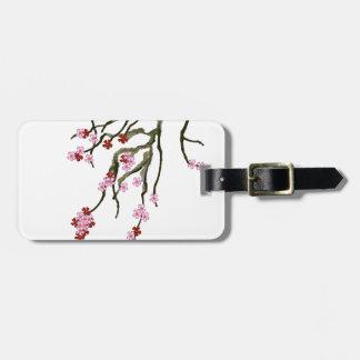 cherry blossom 12 Tony Fernandes Luggage Tag