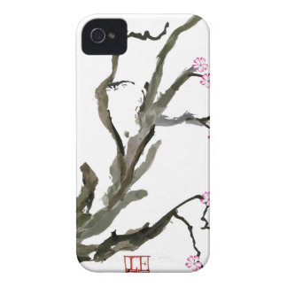 Cherry Blossom 15 Tony Fernandes Case-Mate iPhone 4 Case