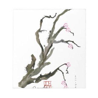 Cherry Blossom 15 Tony Fernandes Notepad