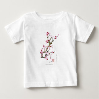 Cherry Blossom 16 Tony Fernandes Baby T-Shirt