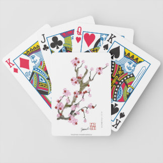 Cherry Blossom 16 Tony Fernandes Bicycle Playing Cards