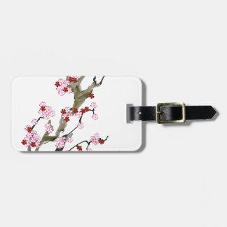 Cherry Blossom 16 Tony Fernandes Luggage Tag