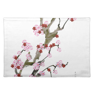 Cherry Blossom 16 Tony Fernandes Placemat