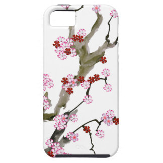 Cherry Blossom 16 Tony Fernandes Tough iPhone 5 Case