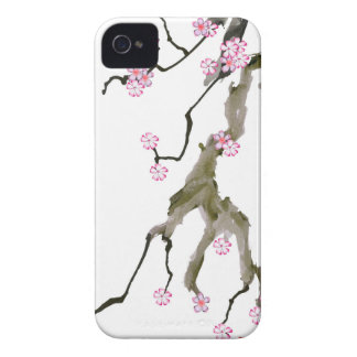 Cherry Blossom 17 Tony Fernandes iPhone 4 Cover