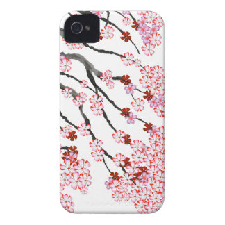 Cherry Blossom 18 Tony Fernandes Case-Mate iPhone 4 Case