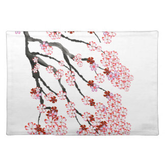 Cherry Blossom 18 Tony Fernandes Placemat