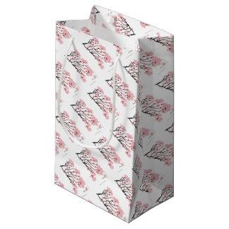 Cherry Blossom 18 Tony Fernandes Small Gift Bag