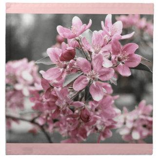 Cherry Blossom American MoJo Napkin