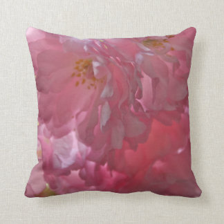 Cherry Blossom American Mojo Pillow/Cushion Throw Pillow
