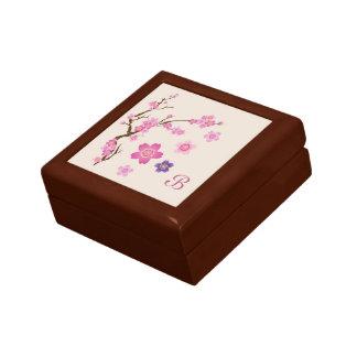 Cherry Blossom Art Gift Box