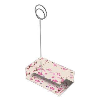 Cherry Blossom Art Place Card Holder